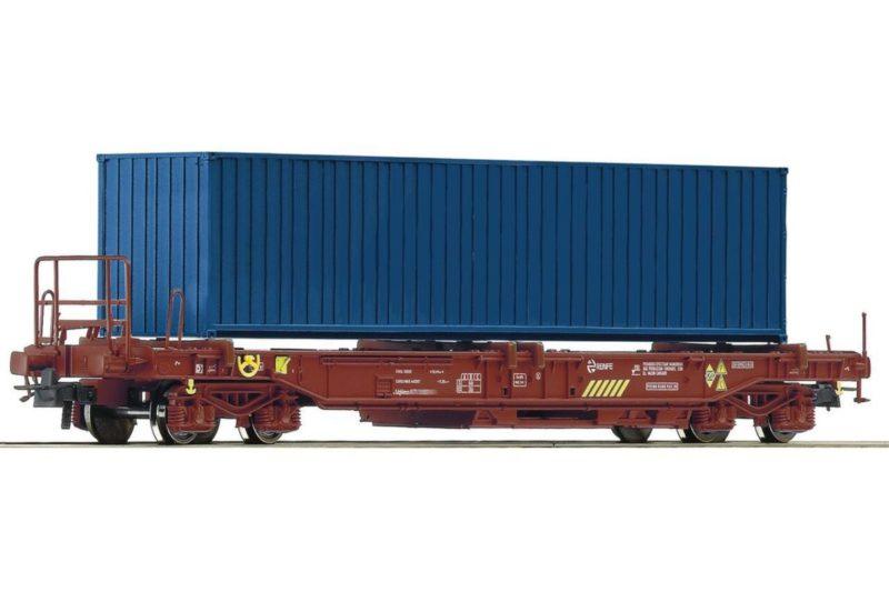платформы для перевозки контейнеров