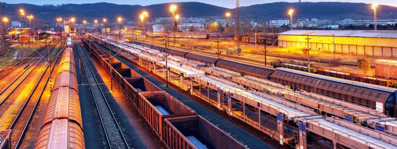 Перевозка грузов на открытом подвижном составе
