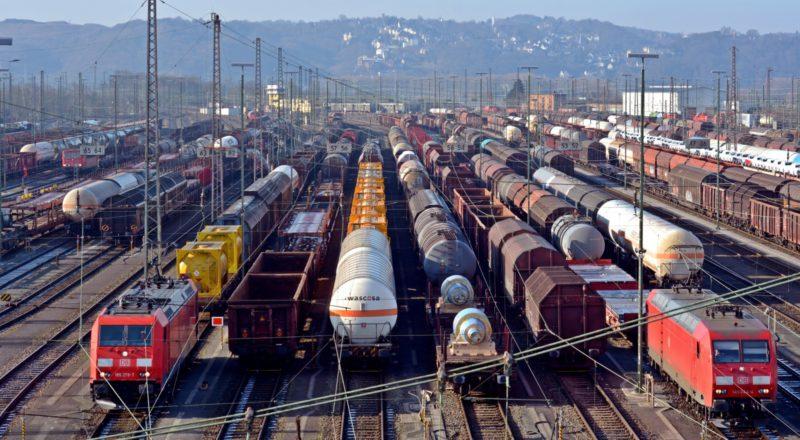 Управление перевозками на железнодорожном транспорте